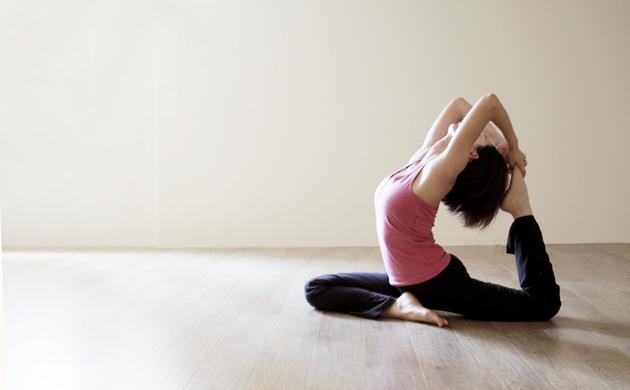 瑜珈旅程 ‧ Yoga Journey  | 室內空間一隅