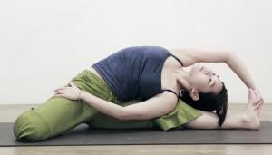 Yoga Teacher Flora
