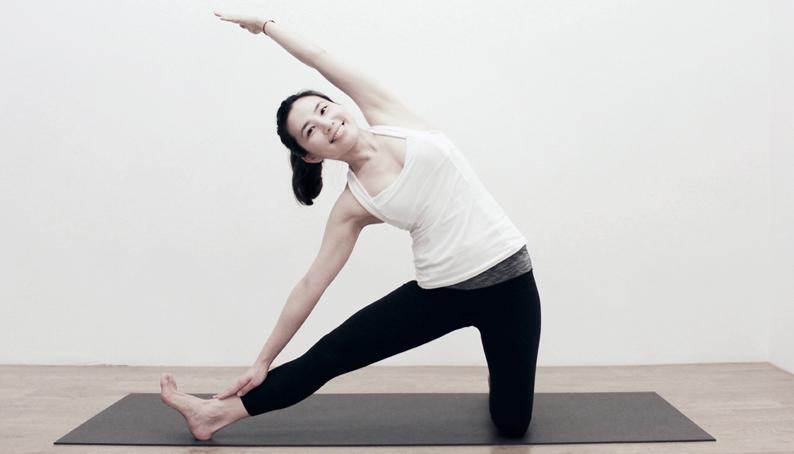 Yoga Teacher IVY