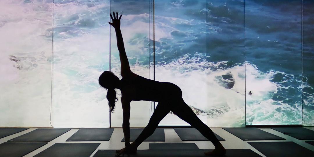 光影情境瑜珈1