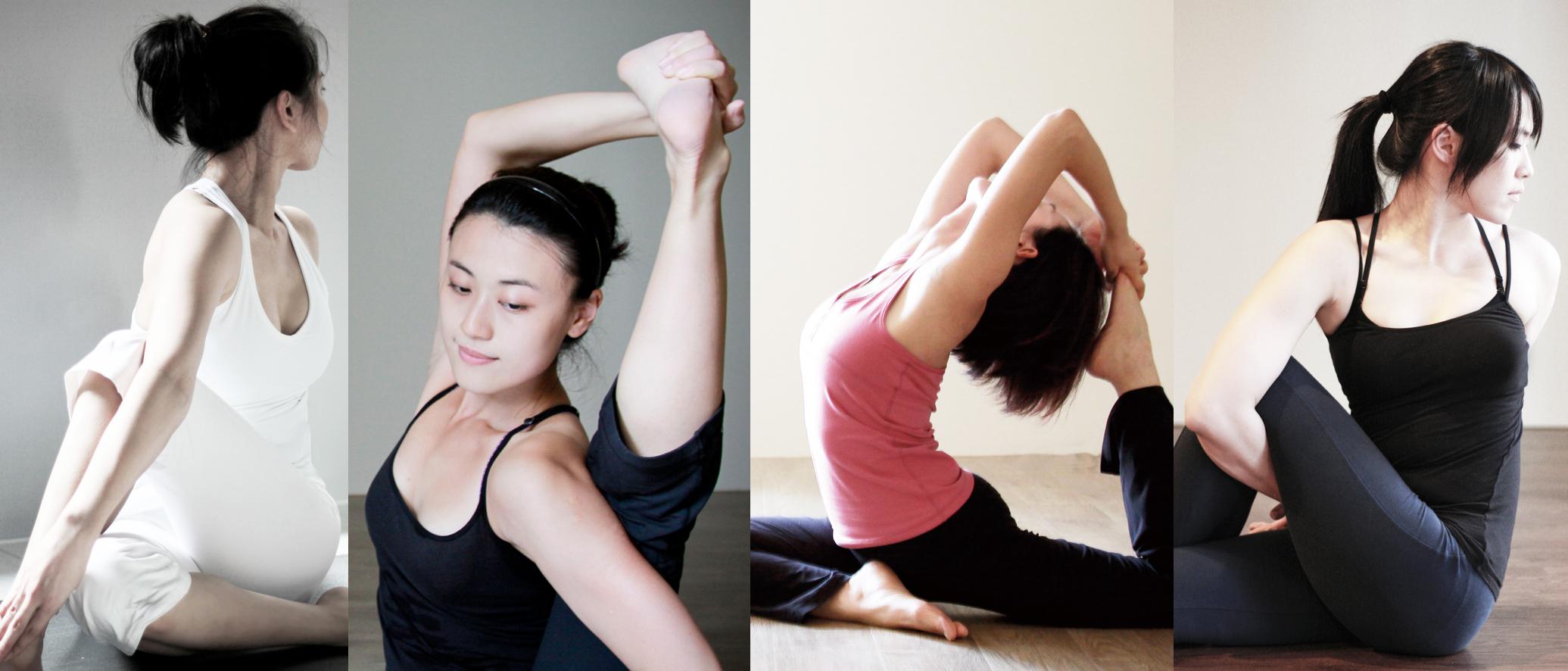 yoga fit 年後塑身