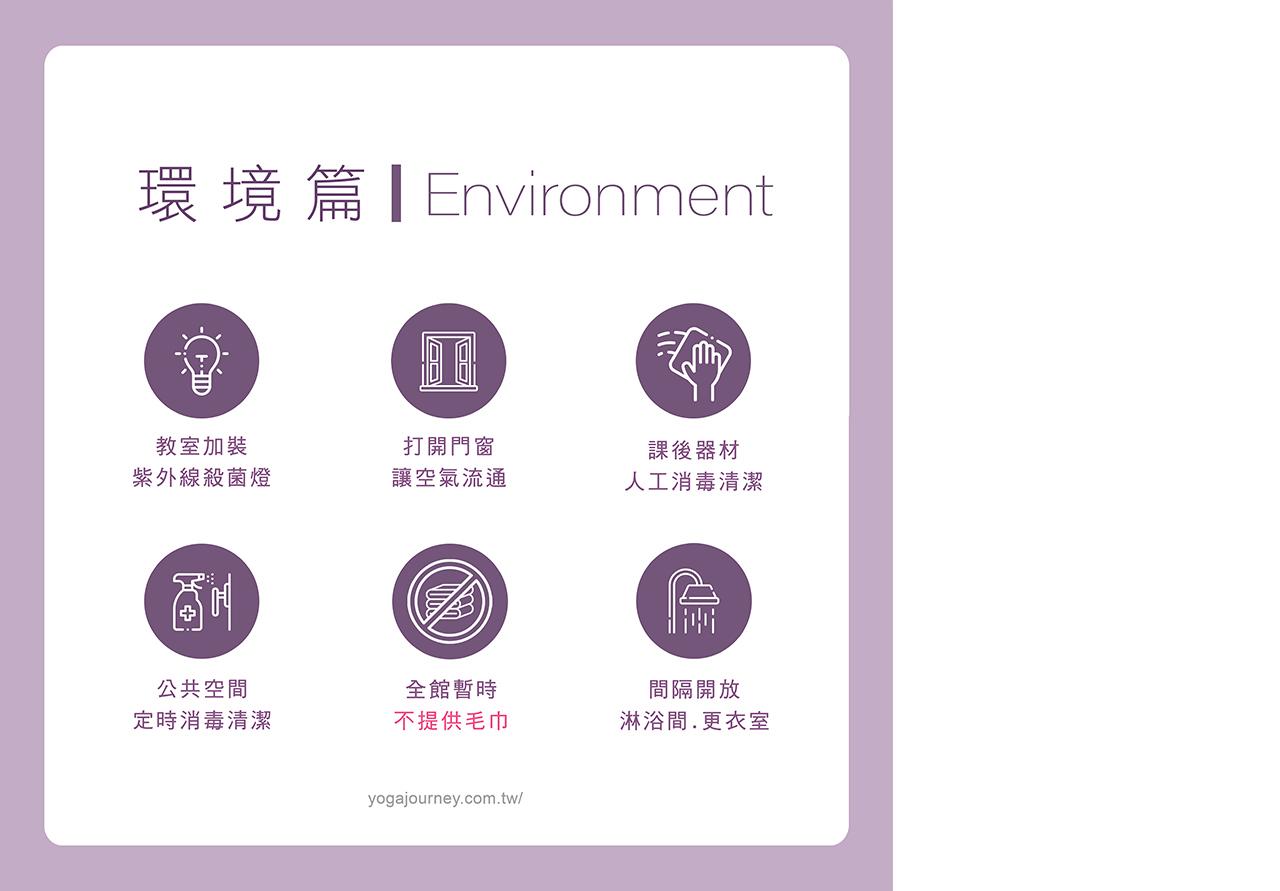 瑜珈旅程_防疫措施-環境篇