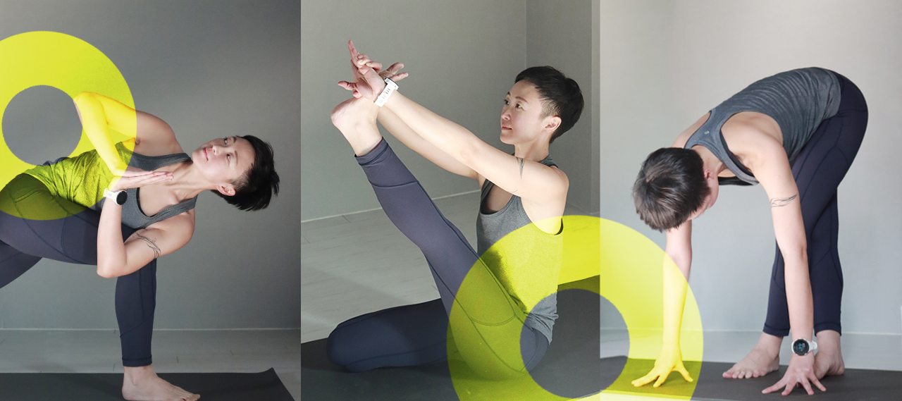 跑者瑜珈_Chaoyu_瑜珈旅程_yoga journey