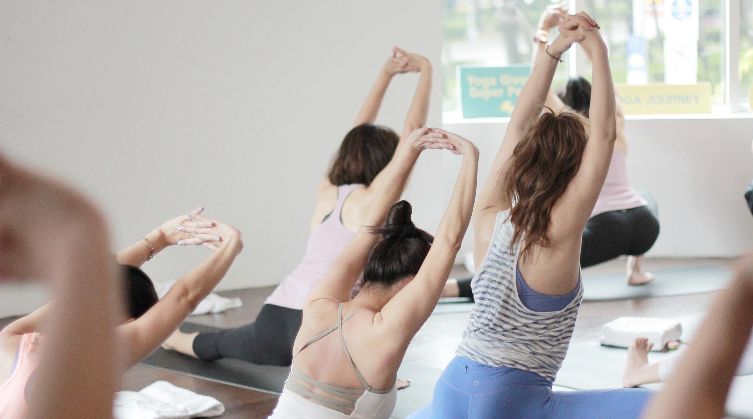 Yoga Journey 瑜珈旅程