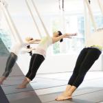 Aerial Yoga Beginner Class