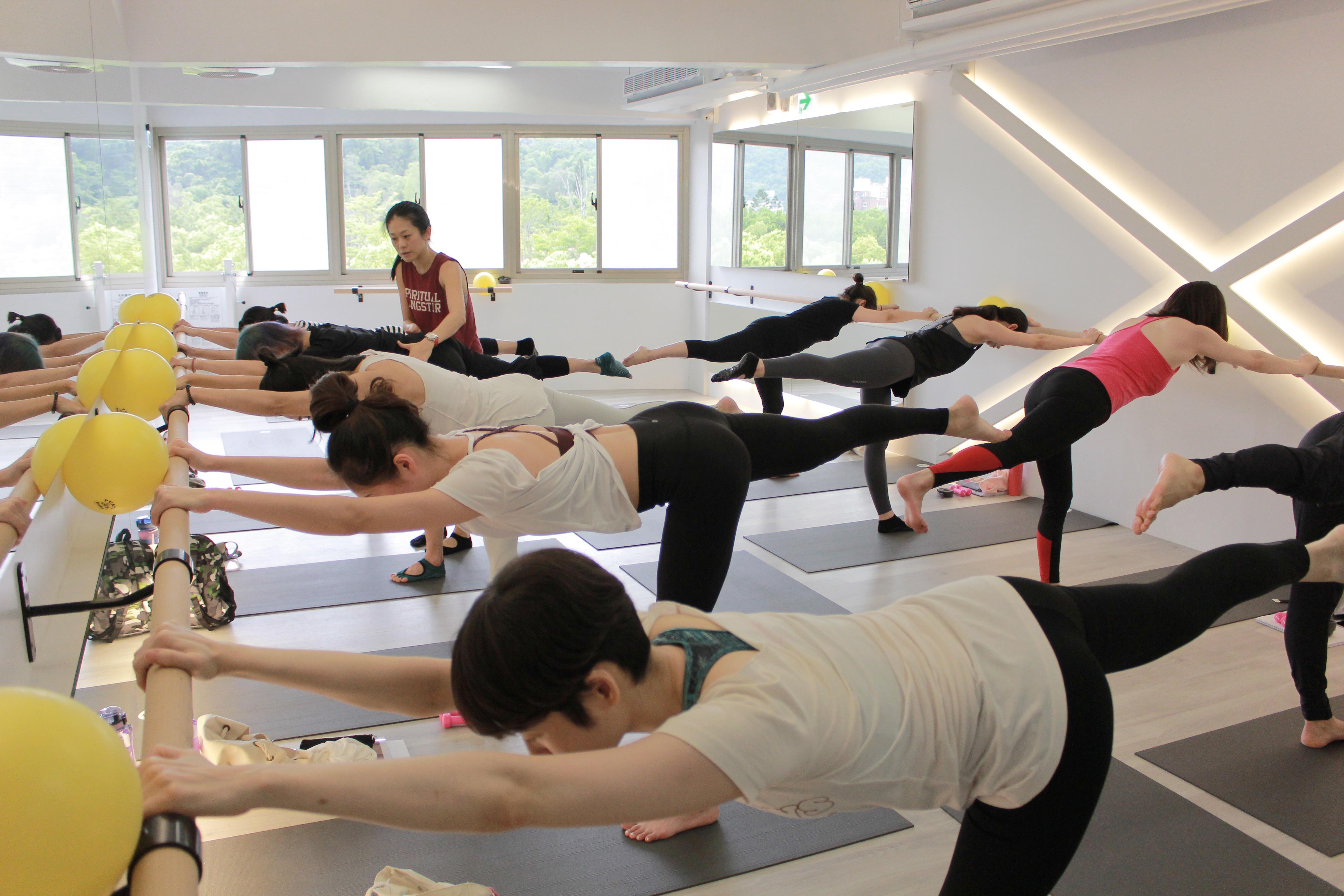 Yoga Journey BARRE