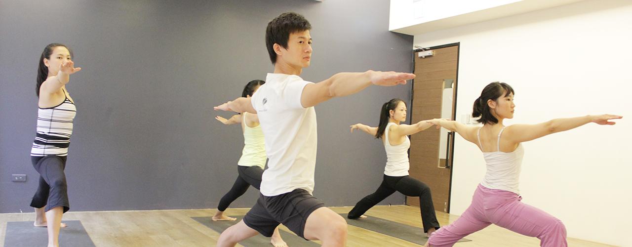 Yoga Journey 瑜珈旅程 初學者瑜珈
