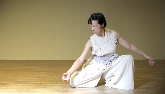 Tai-Chi teacher — Ivy<br /><p>Ivy became a national sportsperson in her last year in college. She was a promising Changquan player of the Asia Games</p>