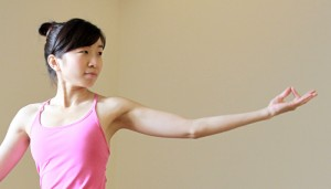 瑜珈旅程 Yoga Journey 師資介紹 rebecca