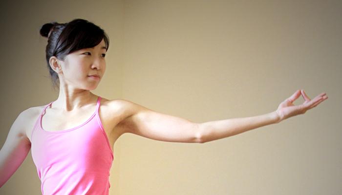 Yoga teacher — Cynthia<br /><p>瑜珈,已邁向第9個年頭了。一開始接觸瑜珈時,只是單純為了身體健康、窈窕身材去上課,而持續半年的練習之後,經由身體誠實回應</p>