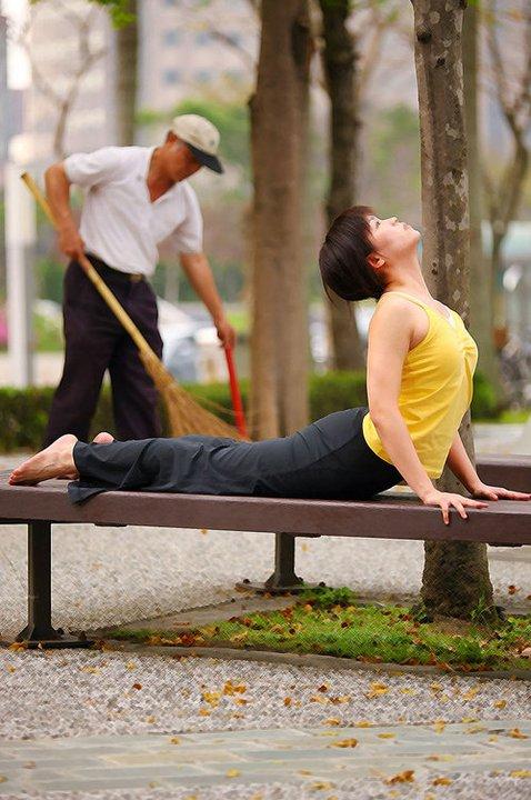 Yoga Journey 網路攝影賽