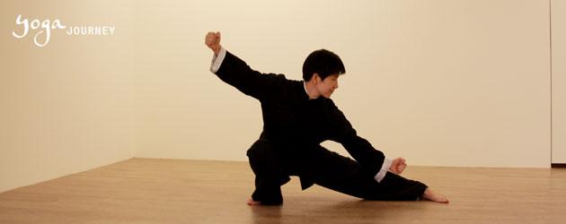 Yoga Journey - 太極導引潘靖老師 講座
