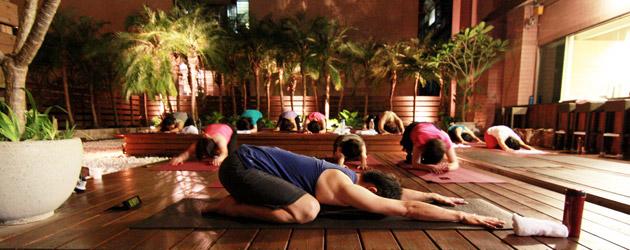 Yoga Journey瑜珈旅程 月圓瑜珈夜