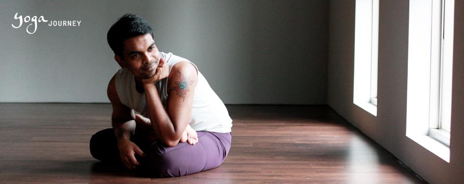 Yoga Journey瑜珈旅程 Prathap Black P 瑜珈故事分享