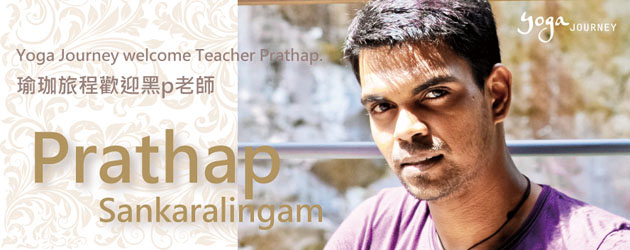 Yoga Journey welcome Teacher Prathap