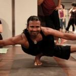 Master Yogaraj C P Workshop at Yoga Journey