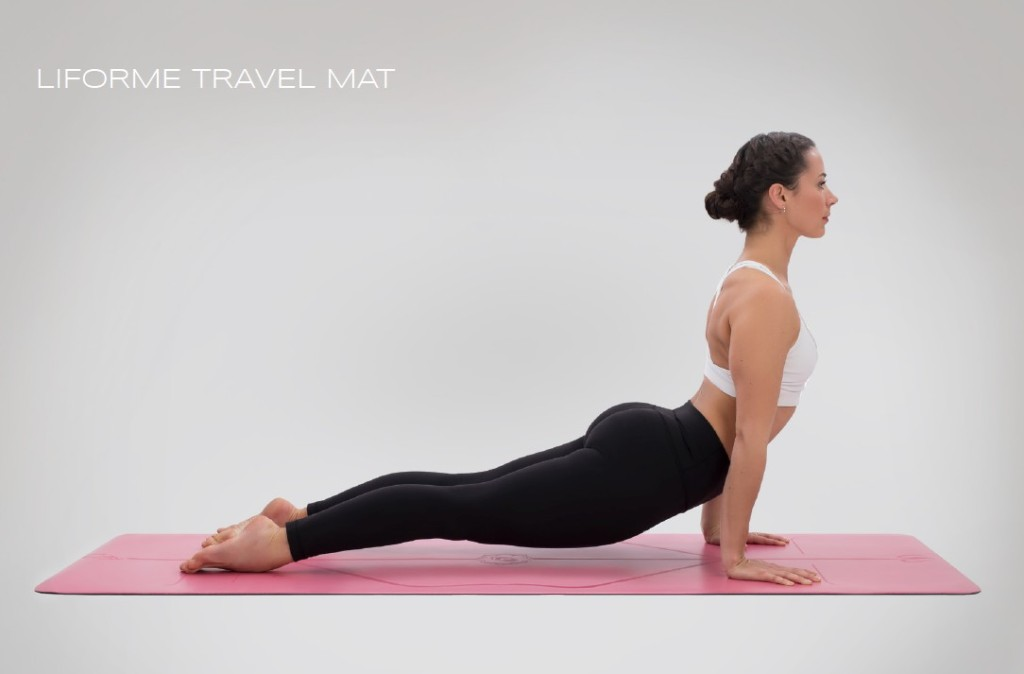 Yoga Journey Liforme 2