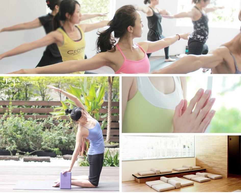 yoga journey 瑜珈初學
