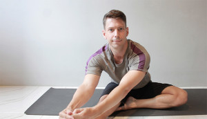 Andrew - Yoga Teacher