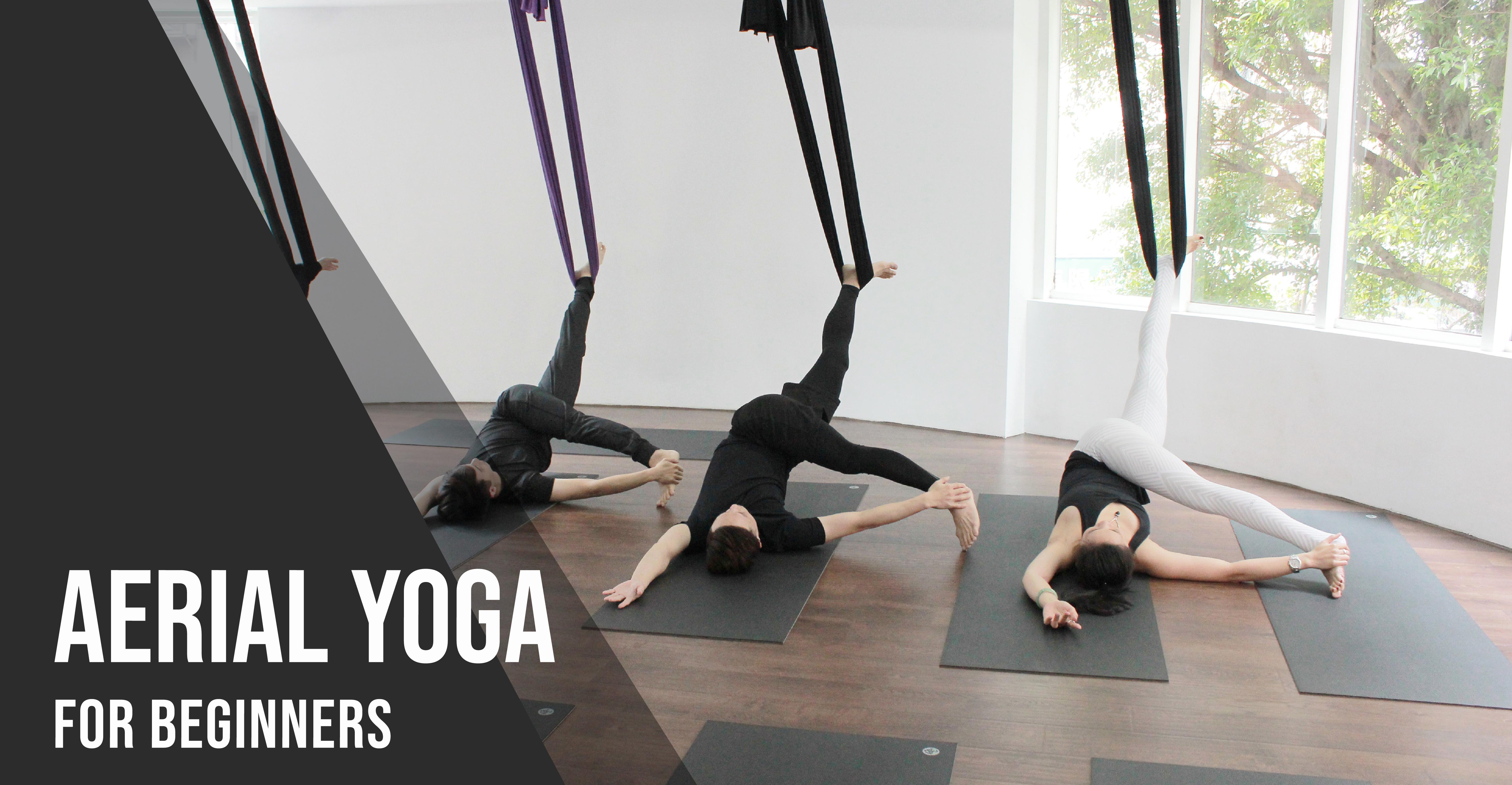 YOGA JOURNEY 瑜珈旅程 - 空中瑜珈