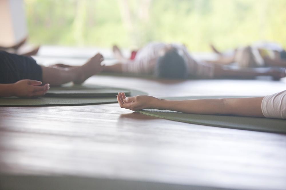 瑜珈初學者