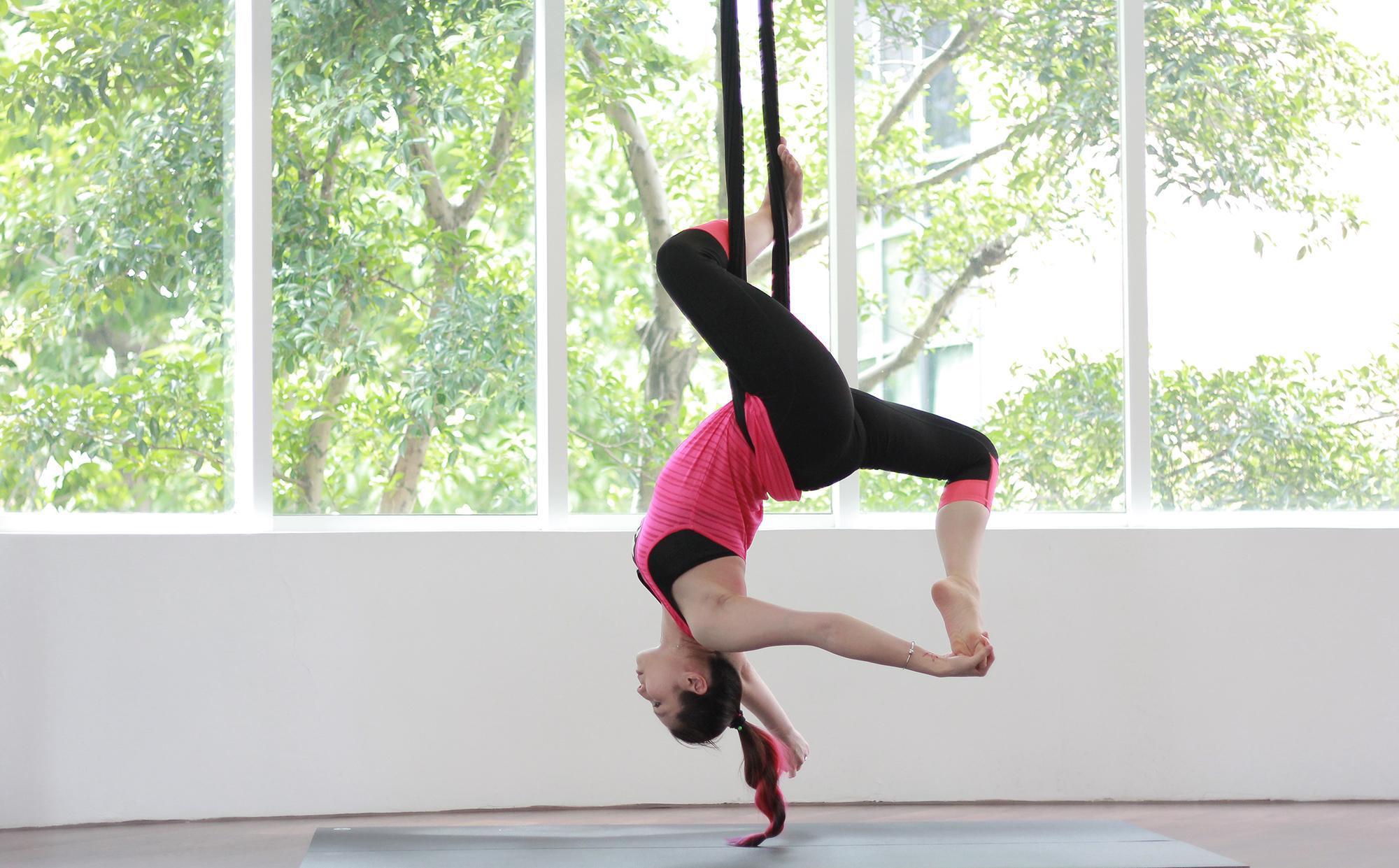 yoga journey aerial yoga 03