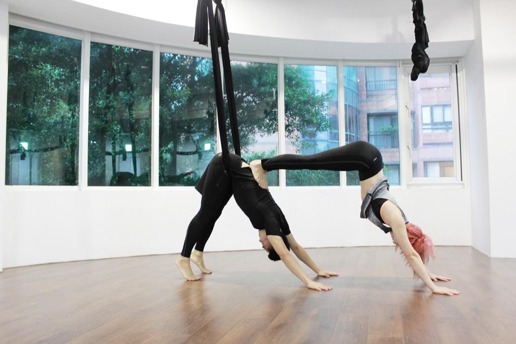 Yoga Journey空中瑜珈