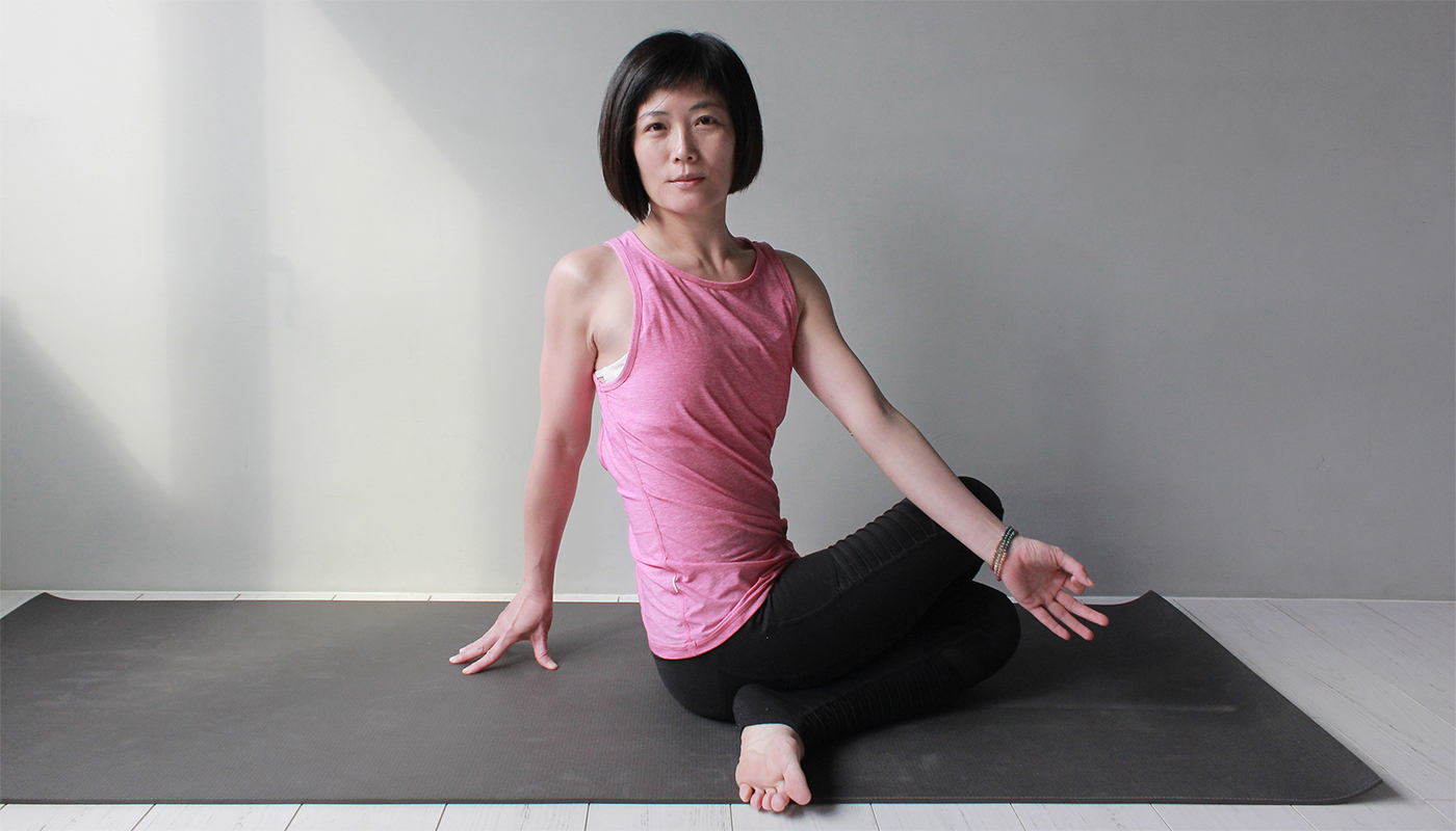 Yoga Teacher – Echo<br /><p>Echo 旅居法國多年時,展開瑜珈教學經驗,她在泰國蘇美島取得 Paul Dallaghan老師的Ashtanga & pranayama師資認證後,於台灣各大知名瑜珈會館授課,近年來持續追隨 Maty Ezraty, Desiree Rumbaugh</p>