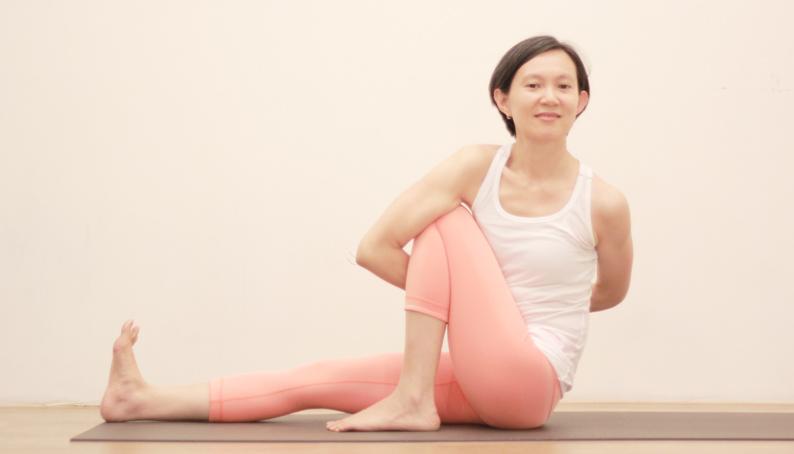 Yoga teacher — Chiahui<br /><p>在辦公室工作十餘年載之後,因為身體健康因素及朋友極力推薦而開始練習瑜珈,在瑜珈館間來來去去地嚐試不同的瑜珈課程,</p>