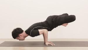 Yoga Teacher Jason