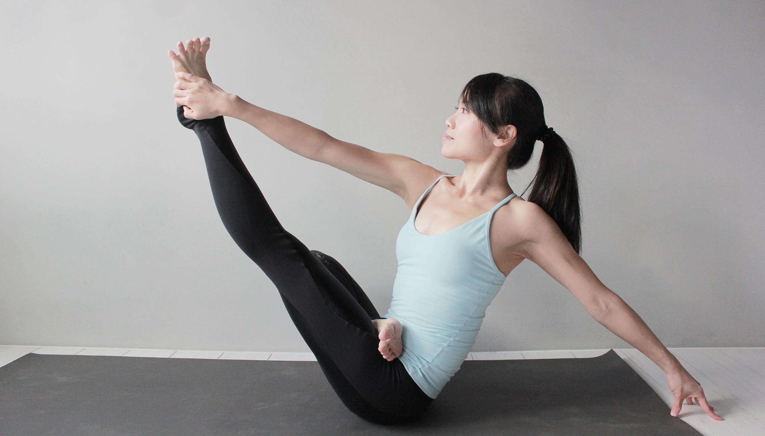 Yoga Teacher — Malina<br /><p>一開始練習瑜珈是為了把舞跳好。從小不愛運動的我在大學時期誤打誤撞參加了國標社,此後開啟學舞之路,隨著練習時間增加,大大小小的比賽與表演接踵而至</p>
