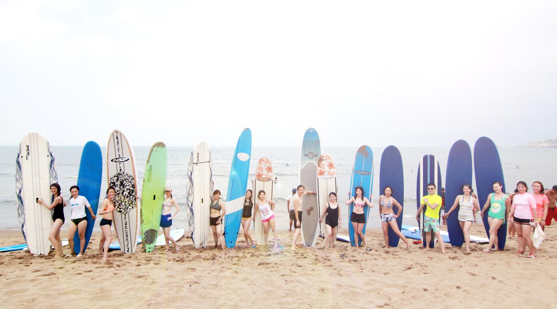 Yoga Journey surfing yoga 1