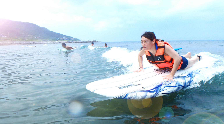 Yoga Journey surfing yoga 8