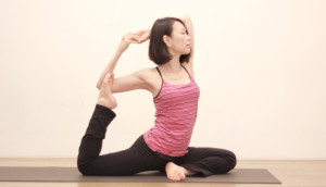 yoga teacher TRERSA