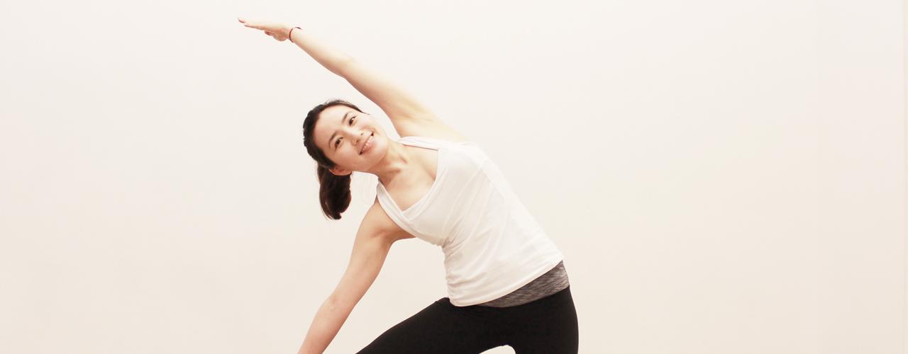 0904 敦化 beginner yoga