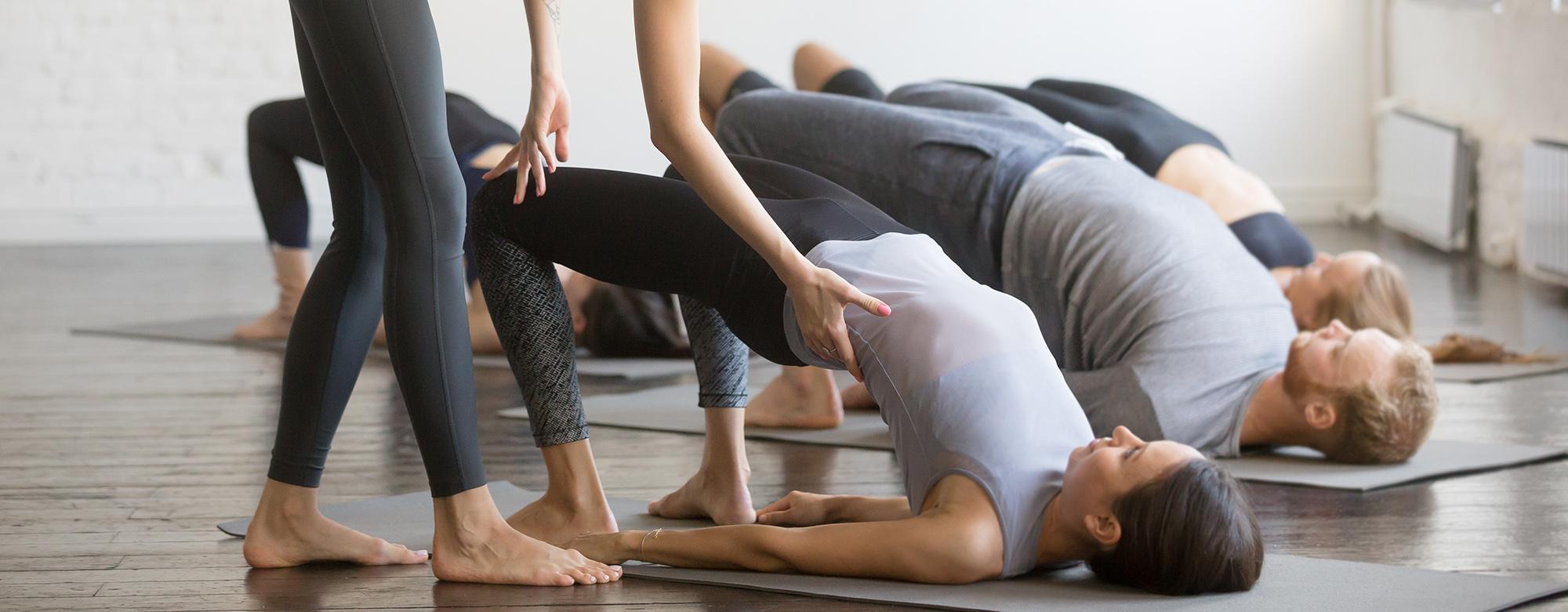 Yoga Journey hot yoga