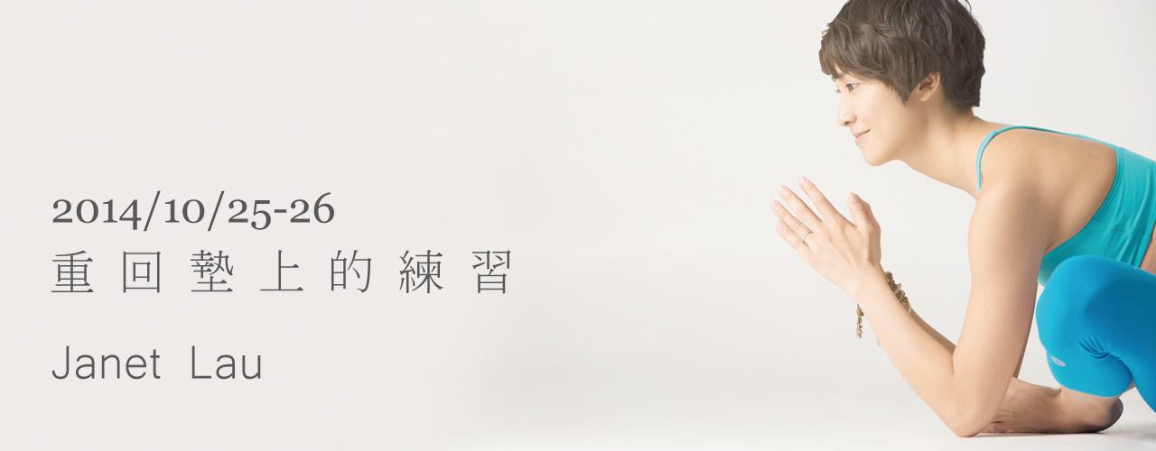 Yoga Journey 2014 Janet Lau