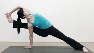 Yoga Teacher Fanny