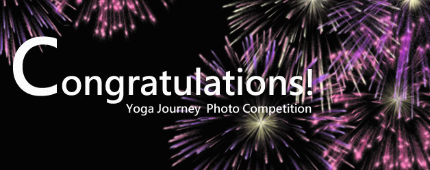 Yoga Journey瑜珈旅程- 網路攝影賽得獎公布