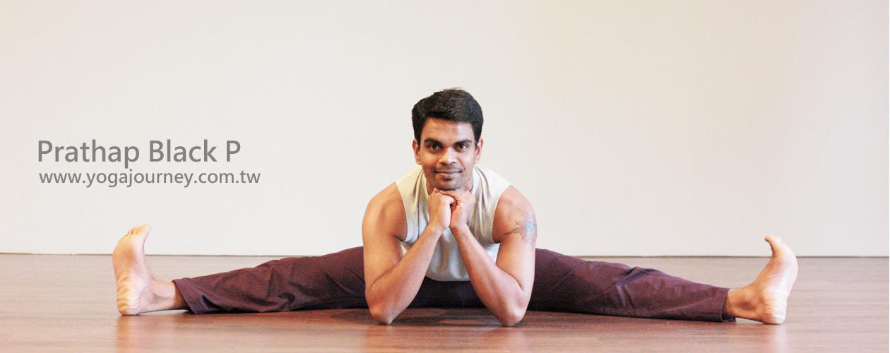 Yoga Journey瑜珈旅程 Prathap 小P老師