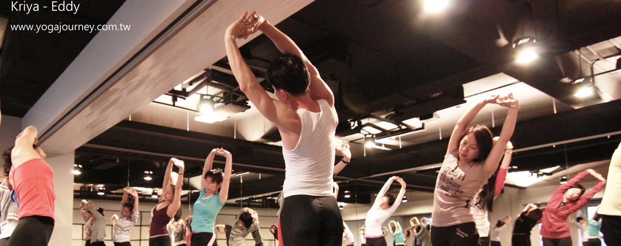 Yoga Journey 瑜珈旅程 Eddy Kriya