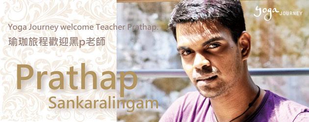Yoga Journey welcome Teacher Prathap