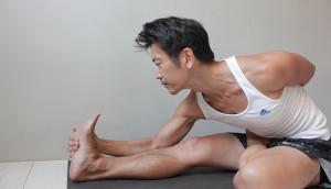 Yoga Teacher Mark