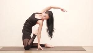 Yoga Teacher Nicole