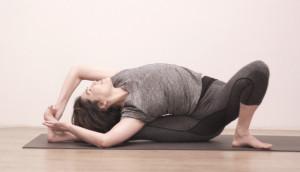 Yoga Teacher Pauline