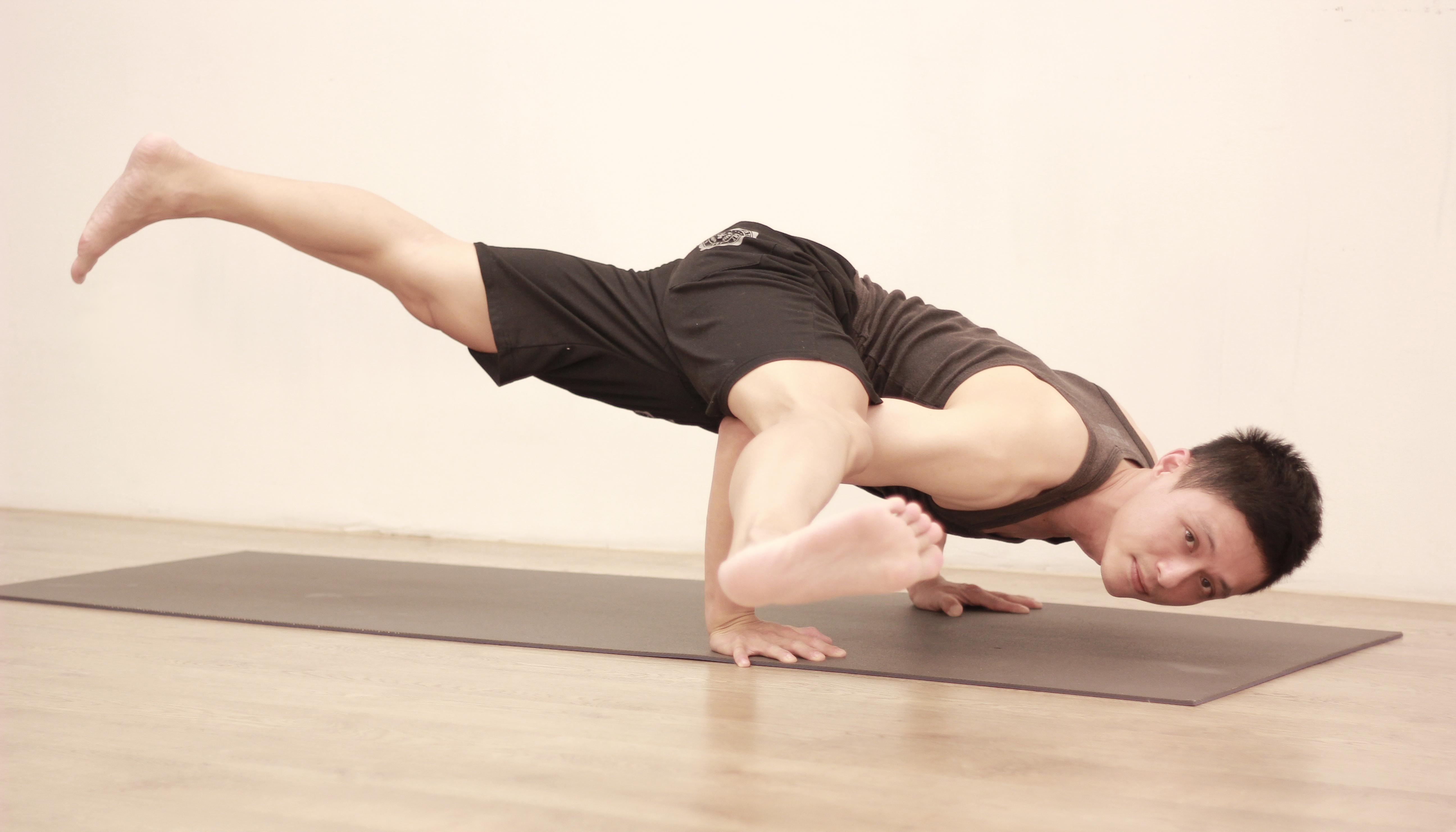 Yoga Teacher Teddy