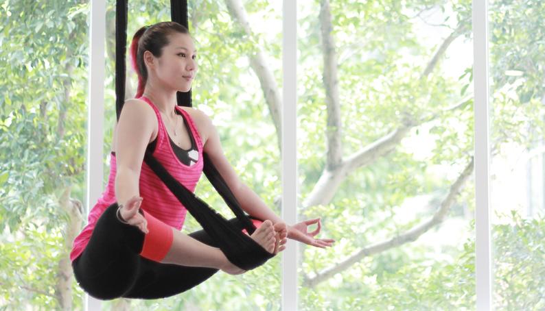 Yoga teacher — Thinking<br /><p>從小學開始練習韻律體操,學習芭蕾舞、現代舞、中國舞、少數民族的民間舞,又因為自己興趣而學的肚皮舞</p>